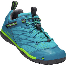 Keen Chandler CNX Shoes Youth Tahitian Tide/Bright Green